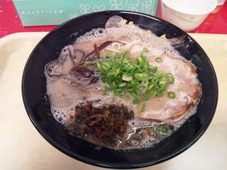辛子高菜ラーメン