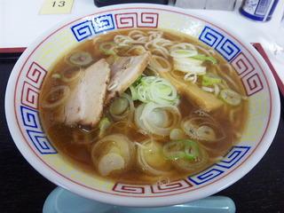 中華そば[あっこく麺]