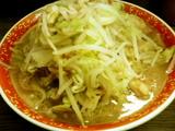 小ラーメン+野菜増@ラーメン二郎横浜関内店