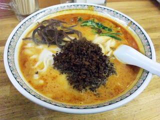四川担々刀削麺