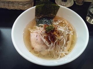 塩の青唐辛痛麺