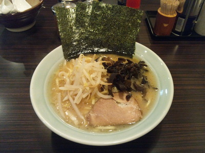 ラーメン(650円)