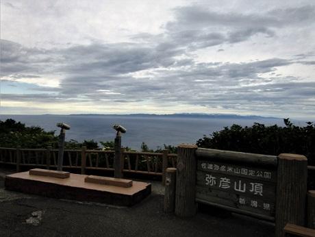 20190615 弥彦山頂 ①
