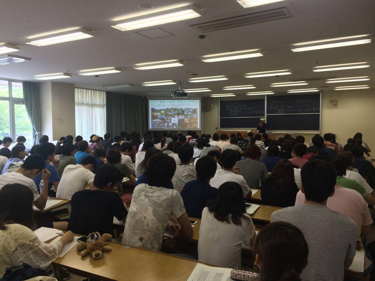 宮治勇輔講演神奈川大学