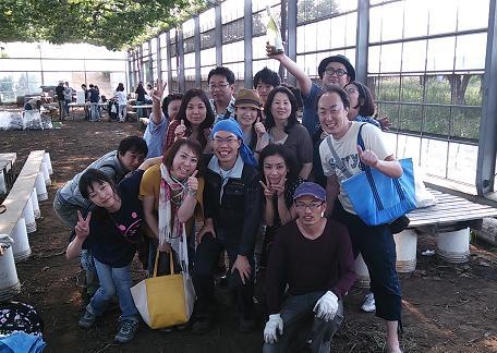 20130608 BBQ_団体さん
