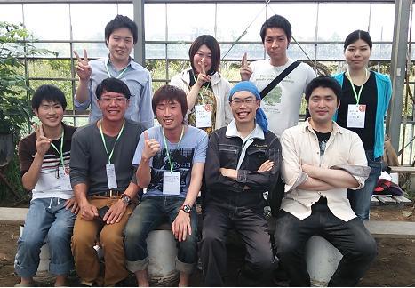 20130608 BBQ_日本農業経営大学校1期生