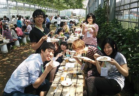 20130608 BBQ_SFC学生