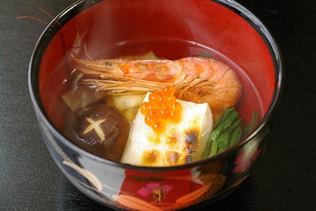 北海道 雑煮 画像