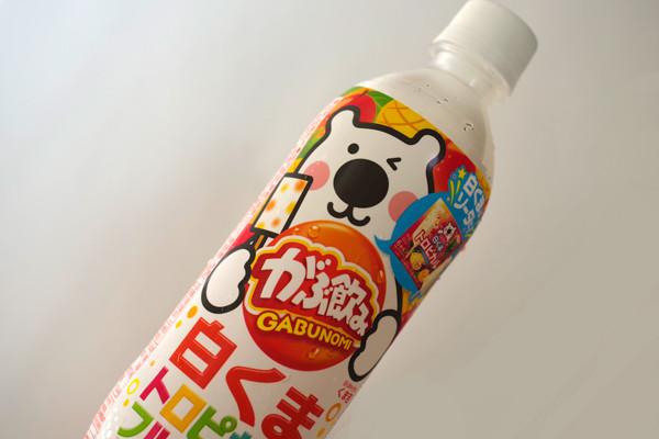がぶ飲み 白くまトロピカルフルーツソーダ