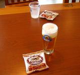 キリンビール北陸工場での試飲