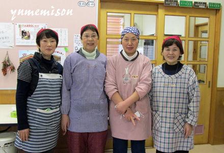 学校食堂のメンバー