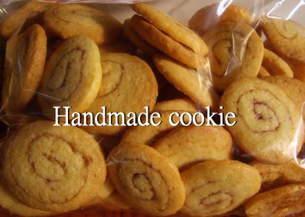 娘の手作りクッキー