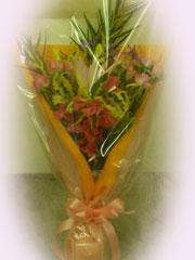 1500円の花束