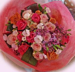 3,000円の花束
