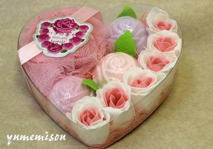 バラの香り バスギフト