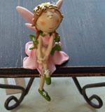 ピンクの天使