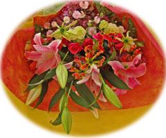 5,000円の花束