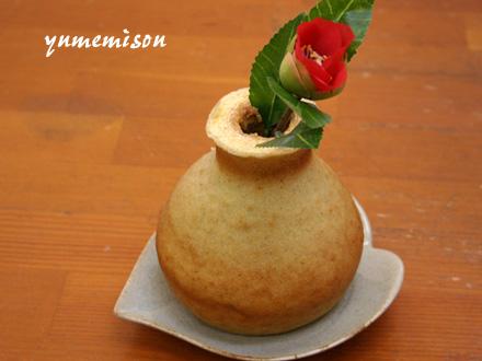 能登銘菓「珠洲焼の里」・・・バームクーヘンです。