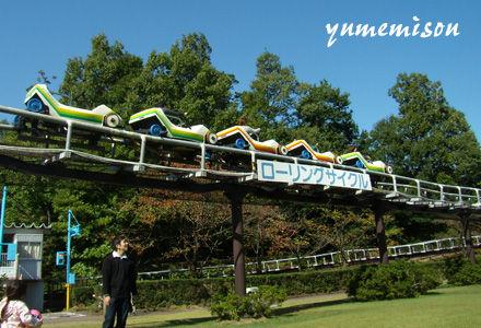 久しぶりに辰口丘陵公園へ行ってきました。
