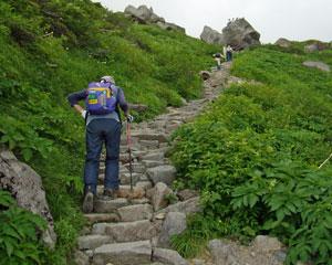白山登山を終えて、2週間経ちましたが・・・・・