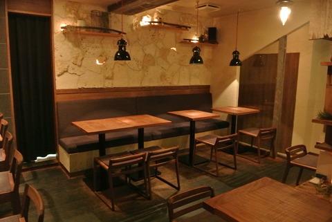 新宿バー blanDouce(ブランドゥース)4