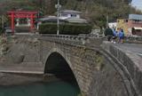 堀川橋と乙姫神社