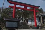 吾平津(あびらつ)神社 (乙姫神社)