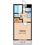学園台コーポ(間取図)