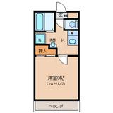 わかばマンション(間取図)
