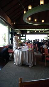 たじぃ結婚式③