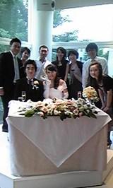 ゆりちゃん結婚式?