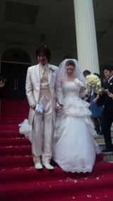 タカヒロ結婚式③