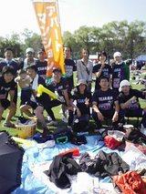 綾照葉樹林マラソンチーム南風
