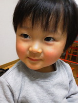 﨑田創士1歳
