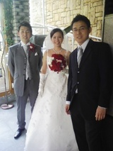 めぐみ結婚式①