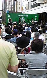 みやざき国際ストリート音楽祭2008①