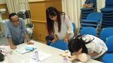 県看護協会「小児救急講座」⑤