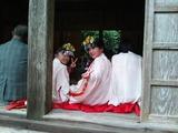 潮嶽神社秋の大祭①