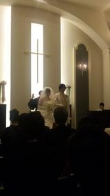 タカヒロ結婚式②