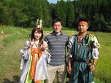 古代米の収穫H20③