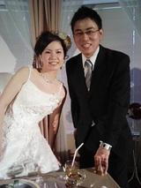 めぐみ結婚式②