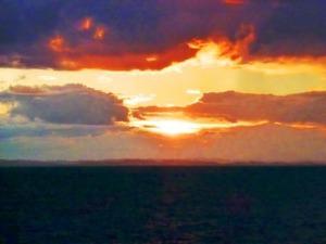 2012-08-22 norway sunset 1