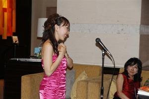 party chie miyoko sing
