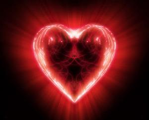 rise earth love  heart