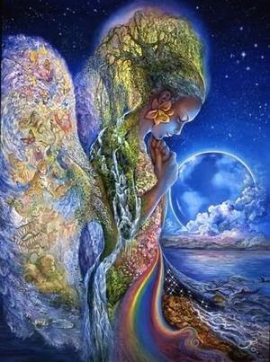 rise earth infinite love