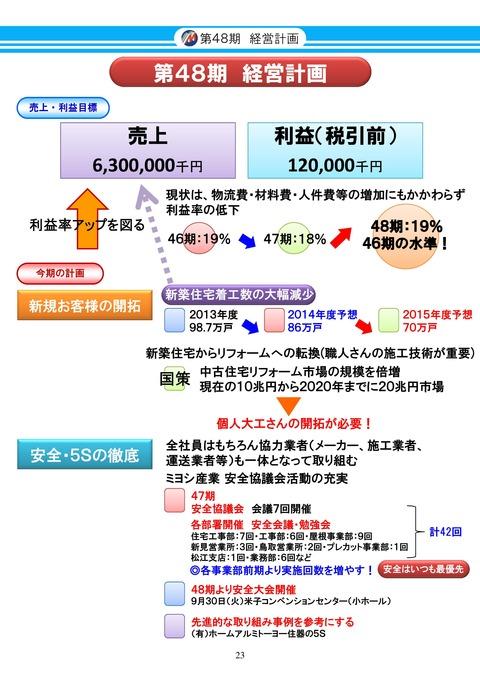 48期経営計画①