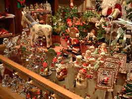 クリスマスハウスグッツ