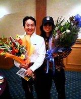 平野さんと団長さん