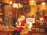 クリスマスハウス(サンタさん)