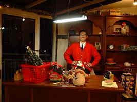 クリスマスハウスマスター